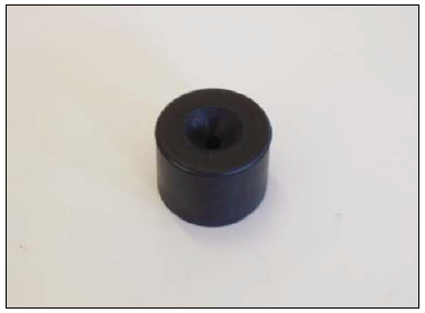 Small Door Stop Rubber Complete Coolroom Services