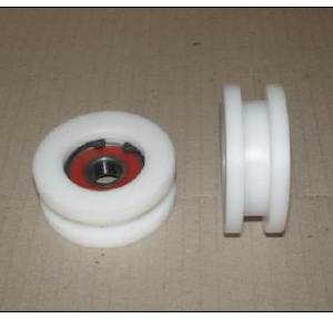 55mm-delrin-wheel-12mm-id-bearing-square-cut-profile
